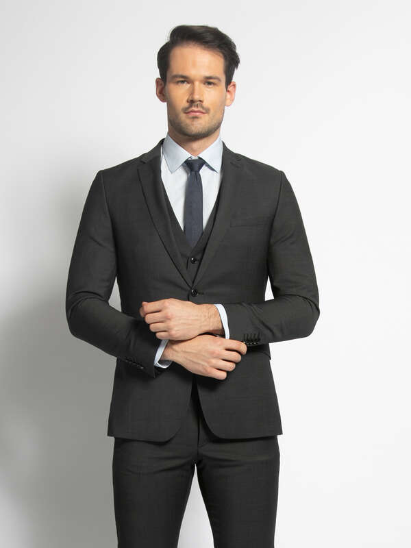 Slim-Fit Tailored Jacket