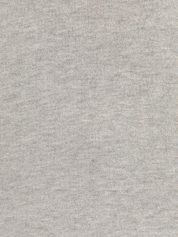 Robe-pull longueur midi
