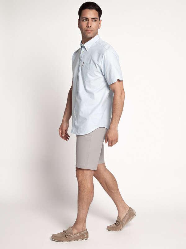 Chemise à manches courtes Regular Fit