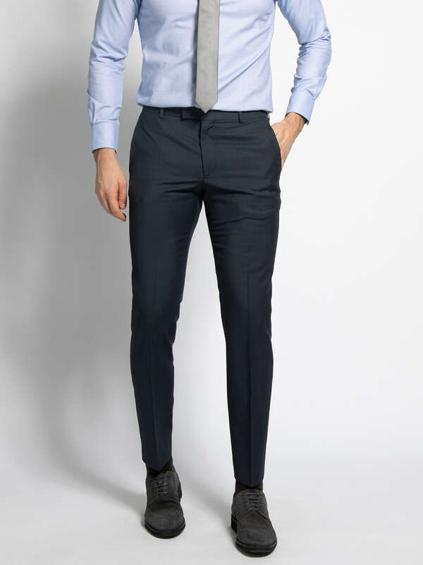 Pantalon de costume à assortir