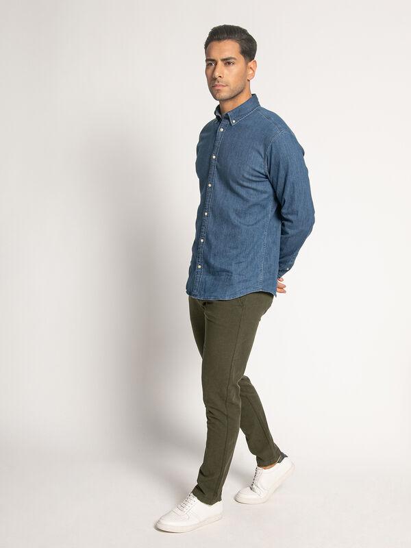 Chemise en jean Slim Fit