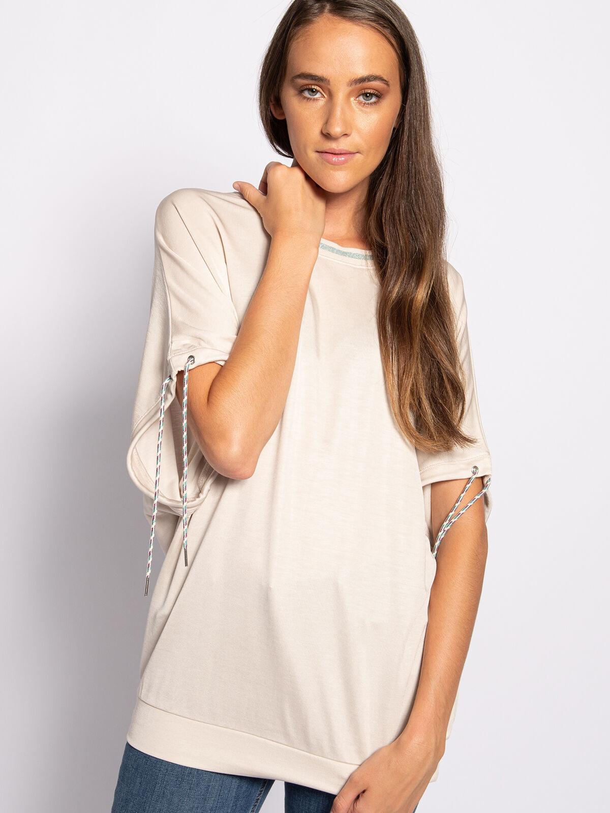 Haut façon blouse